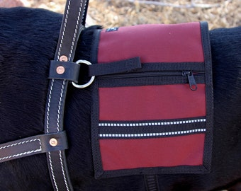 CozyHorse Service Dog Harness Vest -made to fit a Harness - Guide / Mobility / Assistance or similar type Harness