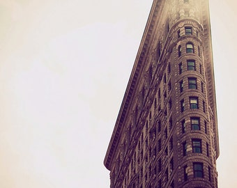 Surface -  New York City art Print, New York Landscape Photography by Leigh Viner