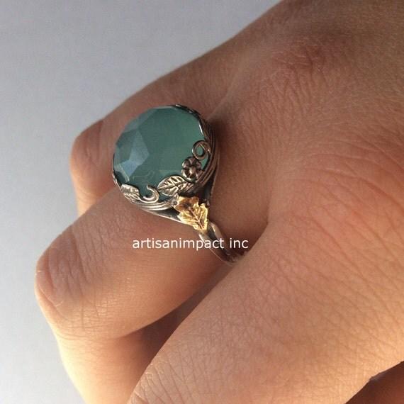 jade ring silver engagement ring boho ring gemstone ring. Black Bedroom Furniture Sets. Home Design Ideas
