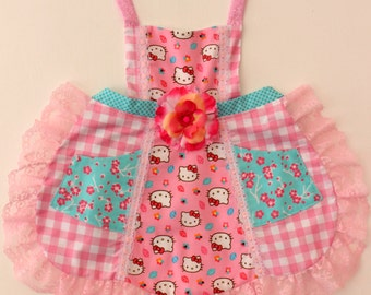 Hello Kitty Summer Apron