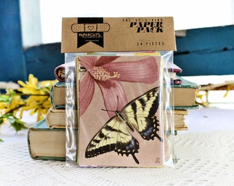 """One-of-a-Kind 3"""" x 4"""" PAPER pack - 24 pc. - SPRING"""