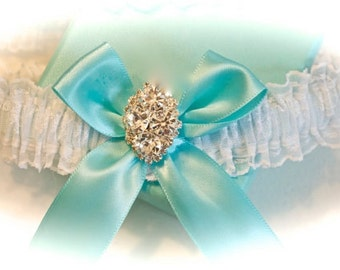Garters, Weddings, Wedding Garter,  Something Bridal Blue, Something Old, Something New, Something Exquisite Bride Garter