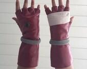 Final Fantasy VII Tifa Lockheart Cosplay Gloves OOAK FF7 ffvii
