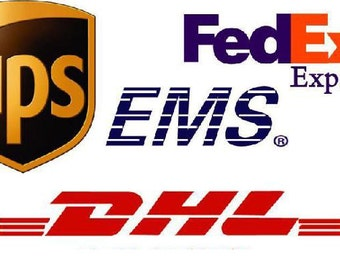 Upgrade to express shipping, get the package in 3- 7 BUSINESS days -- DHL