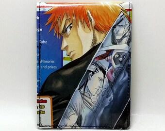 Sewn Comic Book Wallet - Bleach Design 3