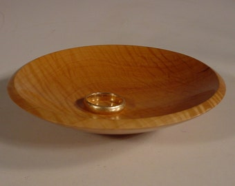Curly Texas Bradford Pear Wood Bowl Turned Wooden Bowl Art 5858 by Bryan Tyler Nelson for Nelsonwood