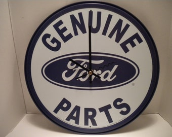 Ford Genuine parts Clock
