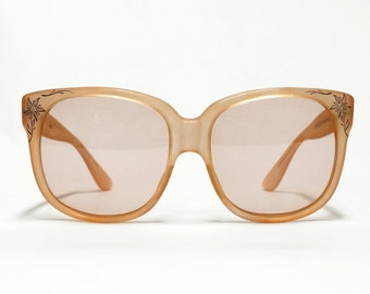 Emmanuelle Khanh 8080 vintage sunglasses in NOS condition