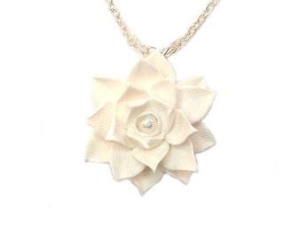 Lotus Necklace - Lotus Jewelry