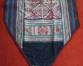 Textiles -  Hmong Baby Carrier/ Hmong / Miao fabric / Hmong embroidery panels - 1046