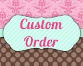Custom Order for Veronica G. - CARS Party.....by EKC Payment 1