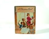 Vintage 1938 A Christmas Carol by Charles Dickens Illustrated by Milo Winter