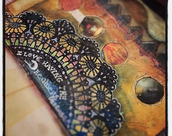 Customized Art Journal Kit