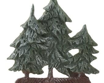 """Fairy Tale Trees -  3.5""""  - Marolin - German - IV3-2496"""