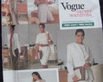 Vogue Misses Wardrobe Pattern 2245