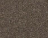 1 yard--Essex Yarn-Dyed Linen in Espresso, Robert Kaufman Fabrics