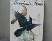 MENABONIS Birds 1988 with 32 all new all color plates - Birds. insects , Hardcover with dust jacket