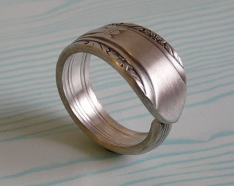 Spoon Ring, Regent 1939, Choose your Size, Silverware Jewelry