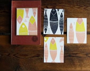 Sardines Card Set