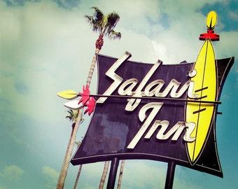 Safari Inn Hotel...Burbank California circa 1955