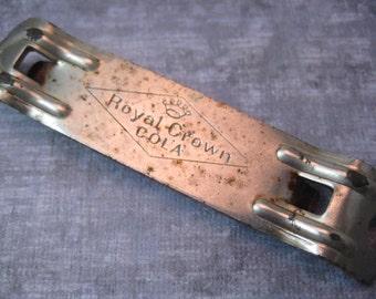 Royl Crown bottle opener can opener no frills