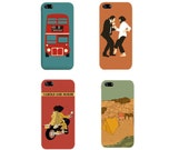 Your custom Iphone case from any of my designs