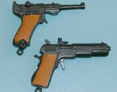 Vintage Toy Gun Key Chain Chains Vintage Toy Cap Gun Key Chain Chains
