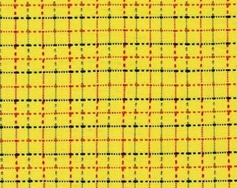 Sale! 1/2  yard Studio Stash Yarn Dyes by Jennifer Sampou for Robert Kaufman AJS-14774-134 CITRUS  no.12