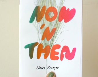 Now 'N Then Full Color Photography Zine about Florida Weirdness