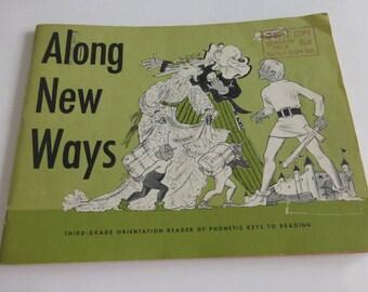 Vintage Along New Ways rd Grade Workbook