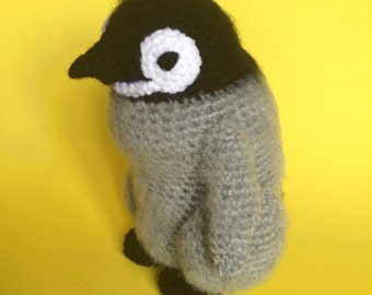 PENGUIN BABY PDF Crochet pattern