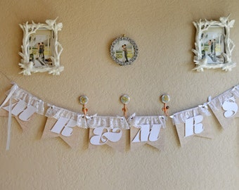 Mr & Mrs Banner,~ Rustic Wedding, Country Wedding, Him and Her