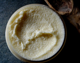 Sugar Scrub. Coconut Sugar Scrub. 4 oz / 118 mL. Face Scrub. Coconut Scrub. Jojoba. Moisturizing Scrub. Exfoliating Scrub. Natural Skincare.