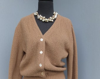 Vintage 50s Sweater by Penney's / Sportswear or Separates / Medium