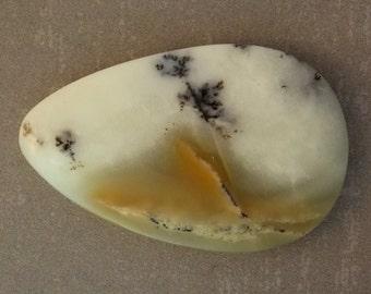 Dendritic Opalite Cabochon