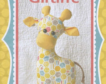 Clearance PATTERN Baby GERALD the GIRAFFE too cute