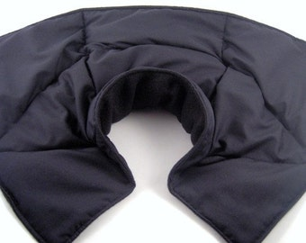 Neck Heating Pad, Rice Heating Pad, Neck Shoulder Warmer, Heated Neck Wrap Shoulder Wrap, Microwave Heat Pack