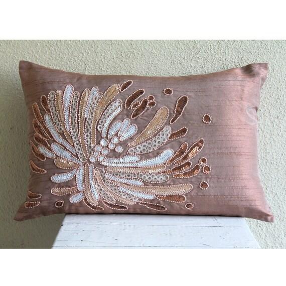 Decorative Oblong / Lumbar Rectangle Throw Pillow Cover Accent