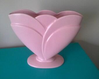 Vintage Royal Haeger Gladiolus Vase