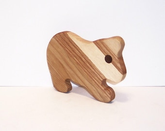 Mini Bear Cutting Board