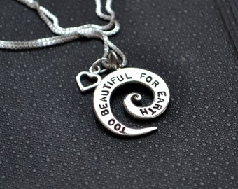 Pregnancy Loss Necklace