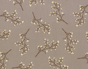 Childrens Blossoms in Stone by Kate & Birdie 1/2 Yard from the Story Book Collection