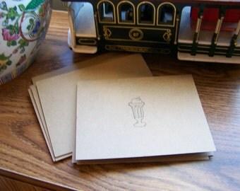 sweet sundaes card set