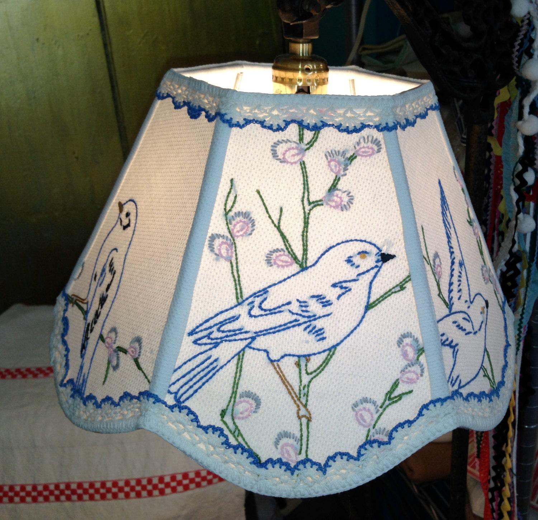 Bird Lamp Shades: Lamp Shade Uno Bird Lampshade 7x12x8 Bridge Lampshade From