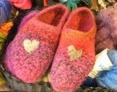 Custom made slippers for Susan