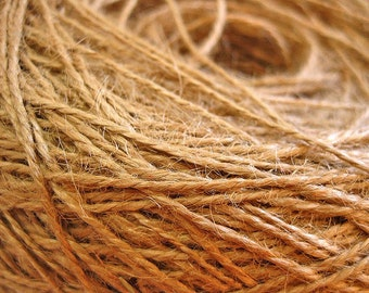 Hemp Twine in Natural - 1mm wide - Select Your Preferred Length
