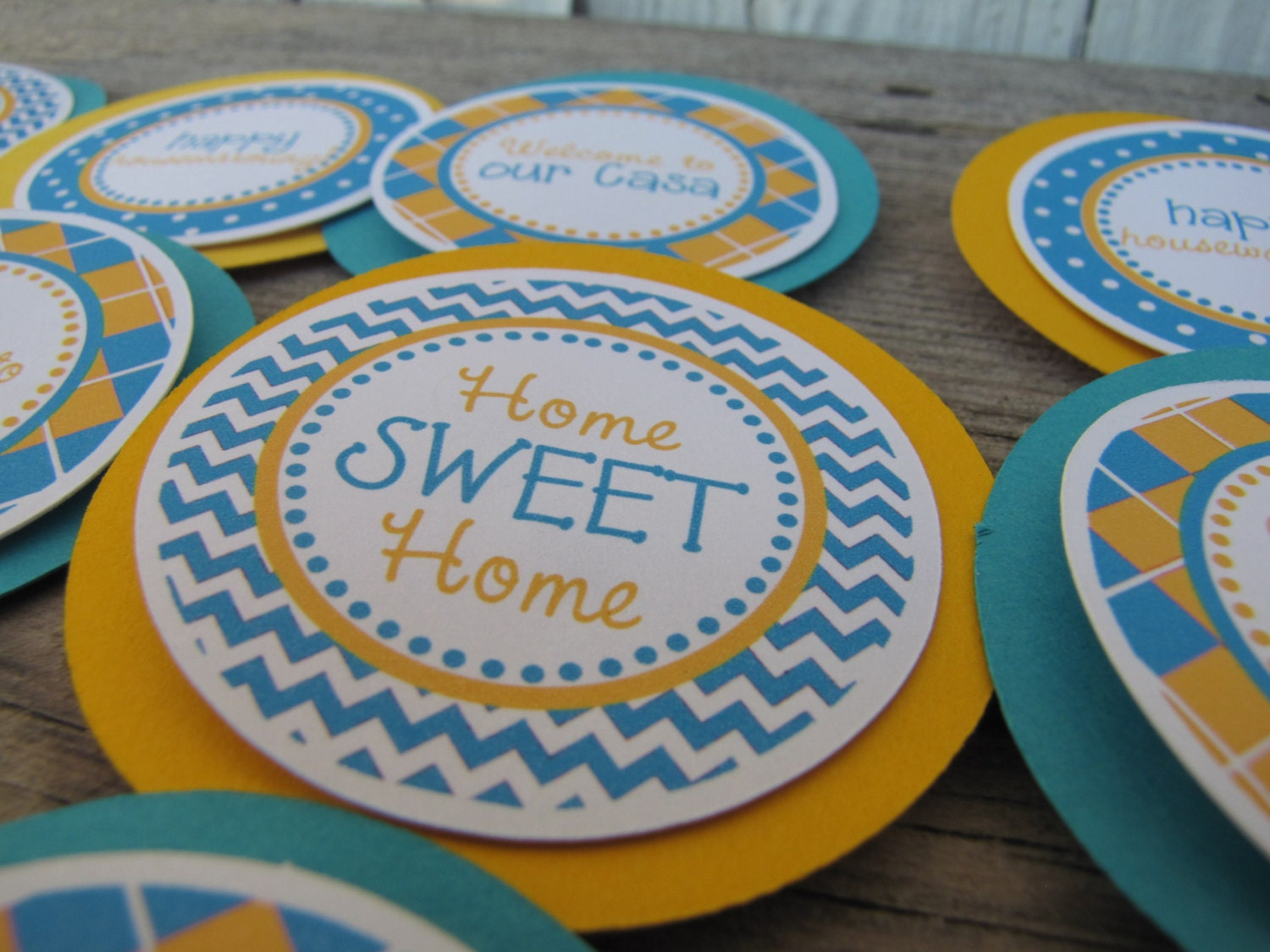 Cupcake decorating ideas for housewarming party
