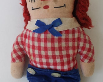 Raggedy (and I mean RAGGEDY) Andy