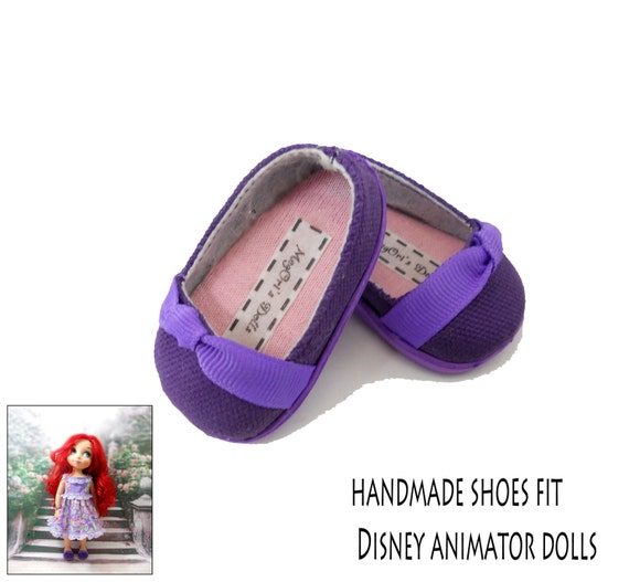 What Shoes Fit Disney Animator Dolls