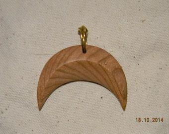 Hand Carved Birch Lunala